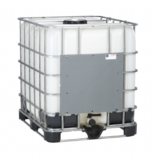 1000 LITRE IBC CHOPPING BOARD OIL